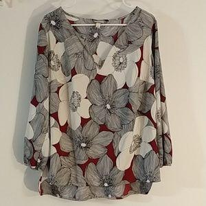 Merona- shirt Size X (0117)